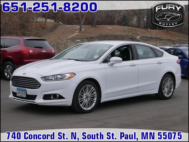 2015 Ford Fusion 4dr Sdn SE AWD Stillwater MN