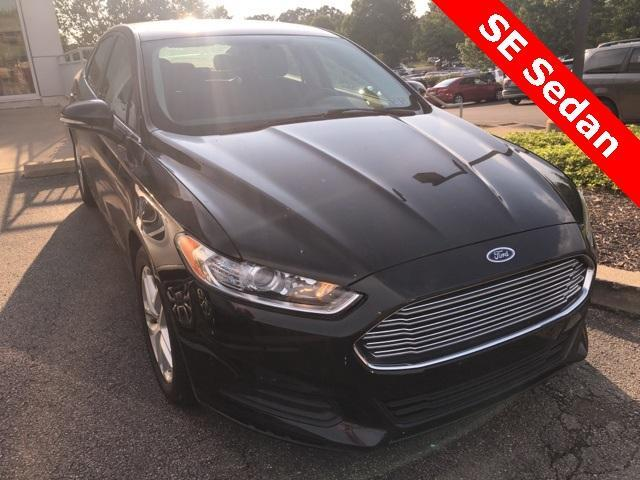 2015 Ford Fusion 4dr Sdn SE FWD Cranberry Twp PA