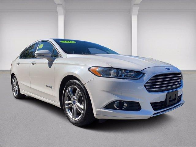 2015 Ford Fusion 4dr Sdn SE Hybrid FWD Plymouth MA