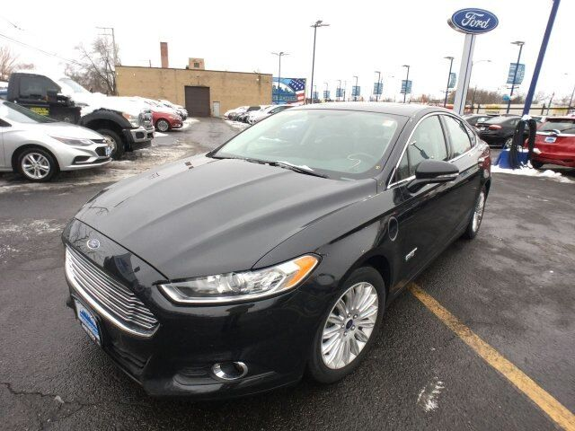 2015 Ford Fusion Energi SE Luxury Chicago IL