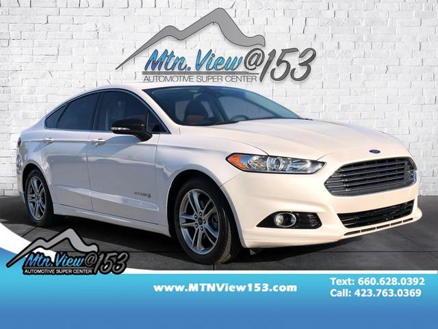 Used 2015 Ford Fusion Hybrid Titanium In Chattanooga Tn