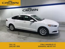 2015_Ford_Fusion_S **Backup Camera** Remote Start** No Accidents**_ Winnipeg MB