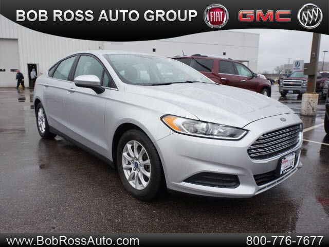 2015 Ford Fusion S Centerville OH