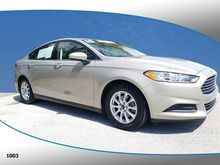 2015_Ford_Fusion_S_ Clermont FL