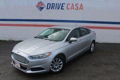 2015_Ford_Fusion_S_ Dallas TX