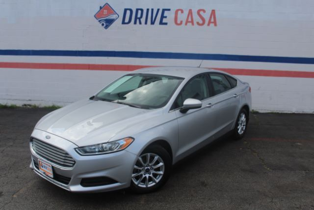 2015 Ford Fusion S Dallas TX