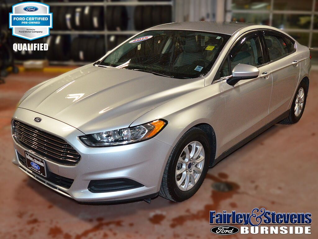 2015 Ford Fusion S Dartmouth NS