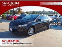 2015_Ford_Fusion_S_ Hattiesburg MS