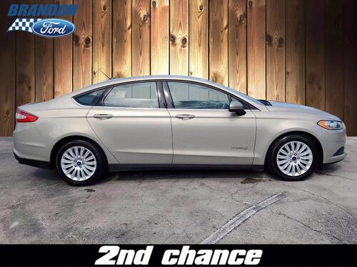 2015 Ford Fusion S Hybrid Tampa FL