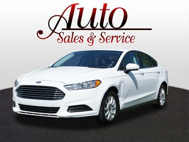 2015 Ford Fusion S Indianapolis IN