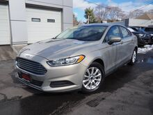 2015_Ford_Fusion_S_ Lexington MA