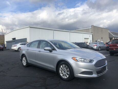 2015 Ford Fusion S Old Saybrook CT