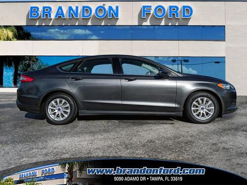 2015 Ford Fusion S Tampa FL