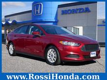 2015_Ford_Fusion_S_ Vineland NJ