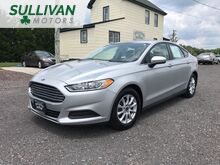 2015_Ford_Fusion_S_ Woodbine NJ
