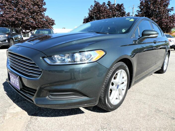 2015 Ford Fusion *SALE PENDING* SE | Navigation | Back Up Cam | Remote Start Essex ON