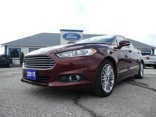 Ford Fusion SE- LEATHER- SUNROOF- NAVIGATION 2015