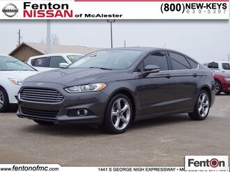 2015_Ford_Fusion_SE_ McAlester OK