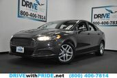2015 Ford Fusion SE 28K 1 OWN REAR CAM KEYLESS ENTRY CRUISE CTRL PWR DRIVER ST VOICE CTRLS