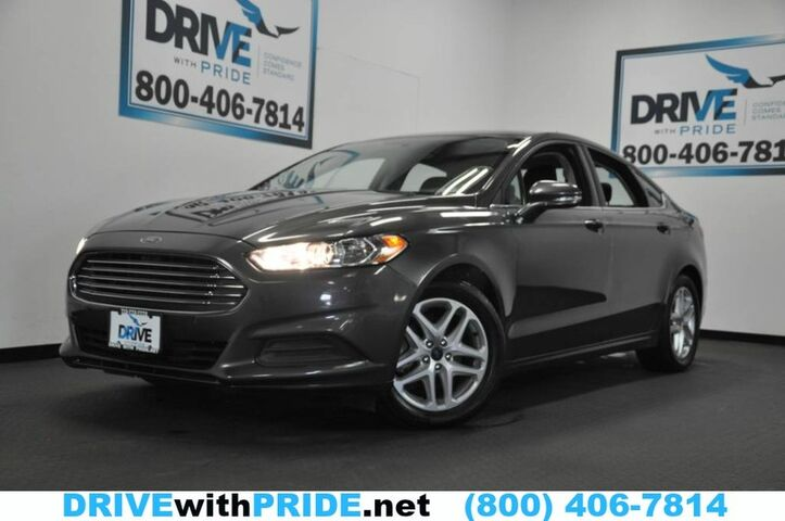 2015 Ford Fusion SE 28K 1 OWN REAR CAM KEYLESS ENTRY CRUISE CTRL PWR DRIVER ST VOICE CTRLS Houston TX