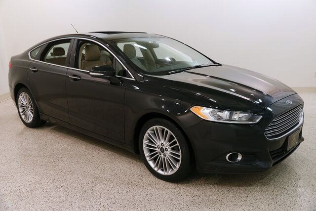 2015 Ford Fusion SE AWD Mentor OH