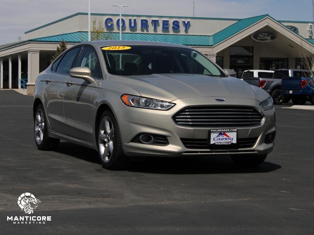 2015 Ford Fusion SE AWD Pocatello ID