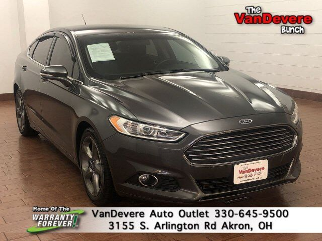 2015 Ford Fusion SE Akron OH