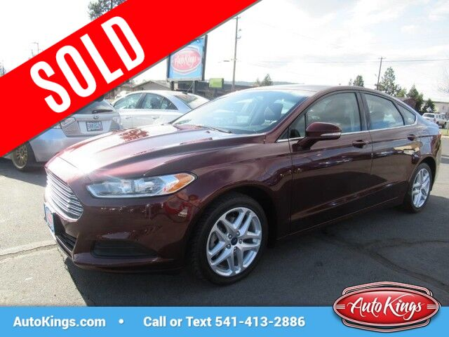 2015 Ford Fusion SE Bend OR
