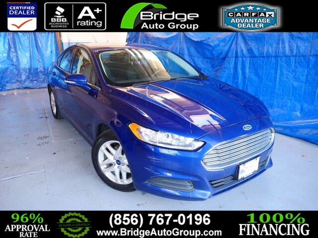 2015 Ford Fusion SE Berlin NJ