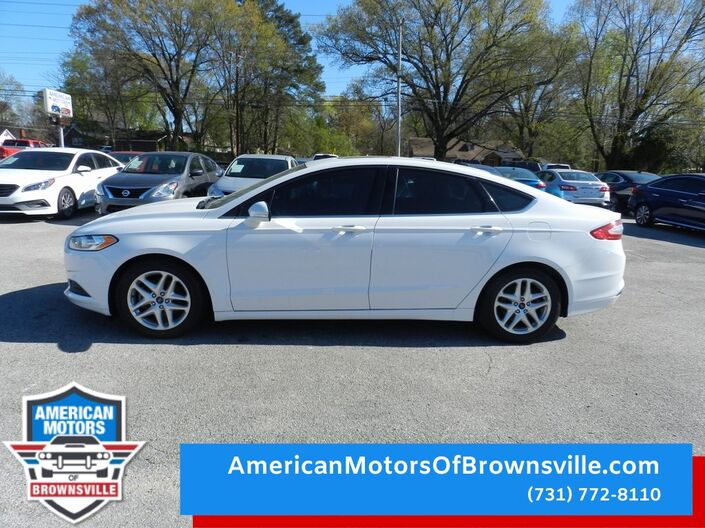 2015 Ford Fusion SE Brownsville TN