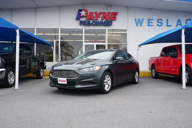 2015 Ford Fusion SE Brownsville TX