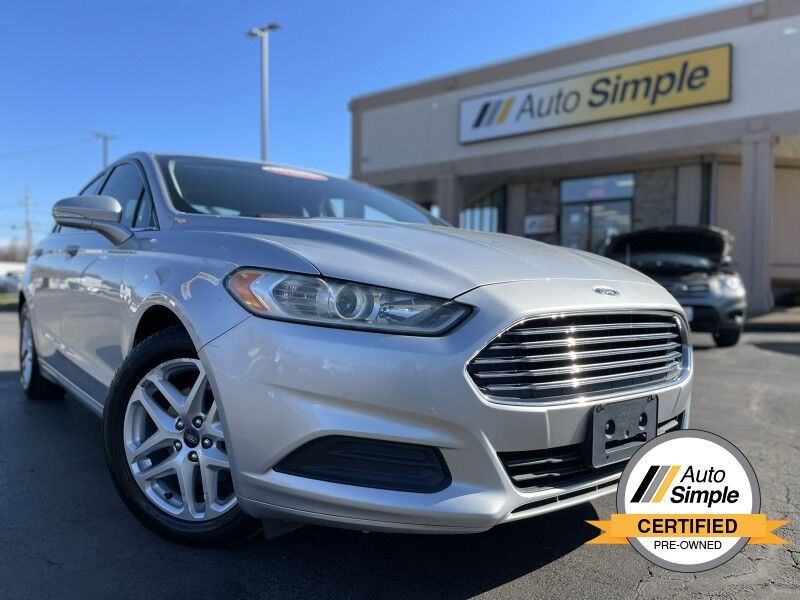 2015 Ford Fusion SE Cleveland TN