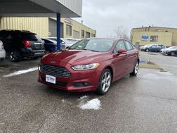 2015_Ford_Fusion_SE_ Cleveland OH