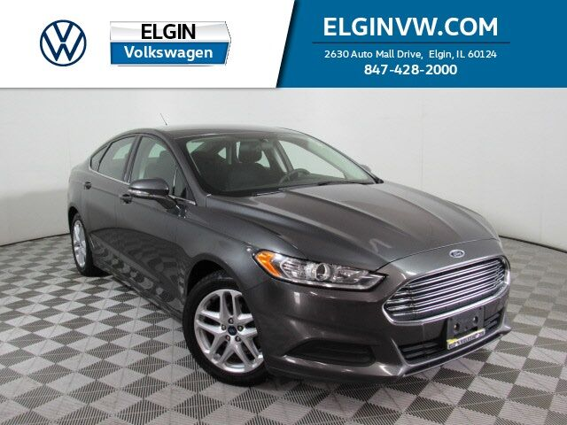 2015 Ford Fusion SE Elgin IL