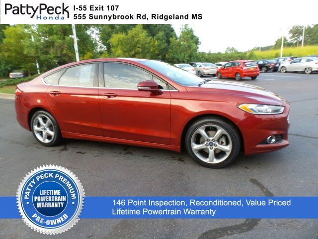 2015 Ford Fusion SE FWD Jackson MS