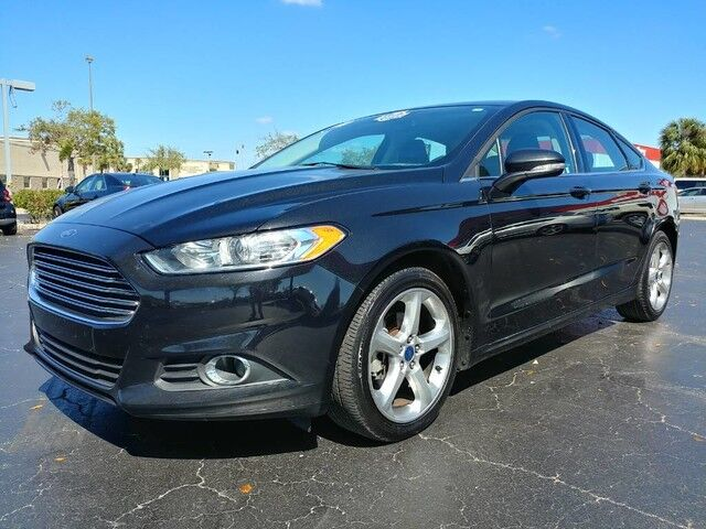 2015_Ford_Fusion_SE_ Fort Myers FL