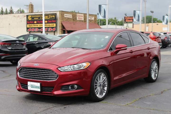 2015 Ford Fusion SE Fort Wayne Auburn and Kendallville IN