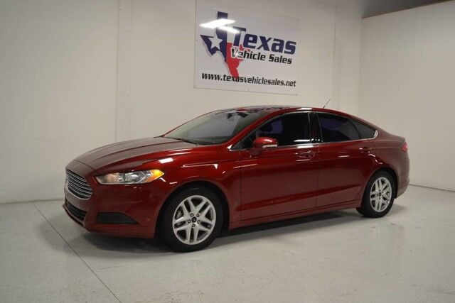2015 Ford Fusion SE Fort Worth TX