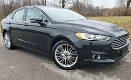 2015_Ford_Fusion_SE_ Georgetown KY