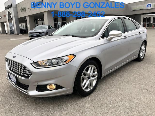 2015 Ford Fusion SE Gonzales TX