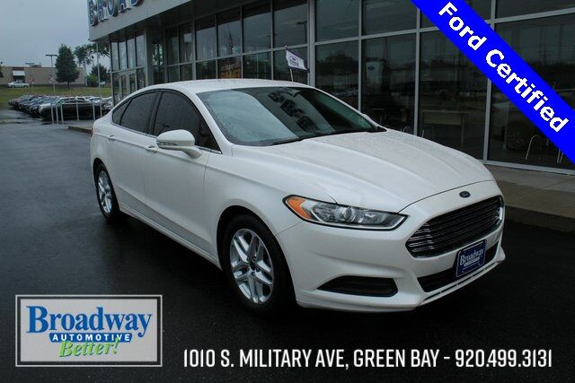 2015 Ford Fusion SE Green Bay WI