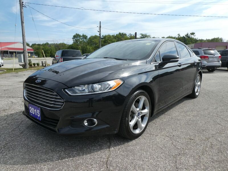 2015 Ford Fusion SE Heated Seats Navigation Remote Start Essex ON