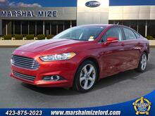 2015_Ford_Fusion_SE_ Chattanooga TN