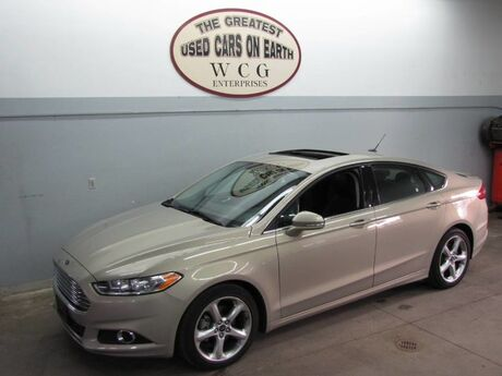 2015 Ford Fusion SE Holliston MA