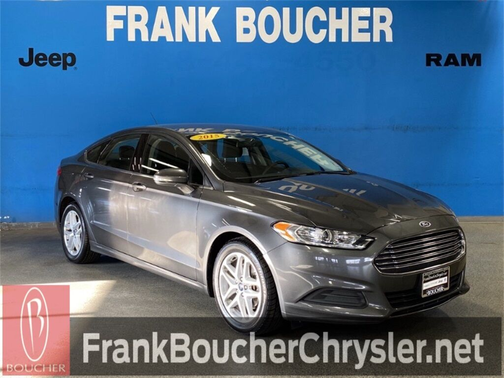 2015 Ford Fusion SE Janesville WI
