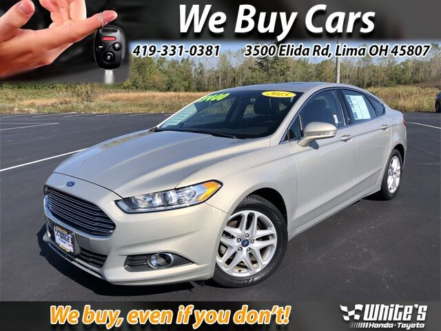 2015 Ford Fusion SE Lima OH