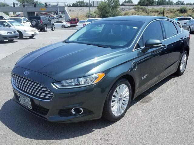 2015 Ford Fusion SE Luxury Idaho Falls ID