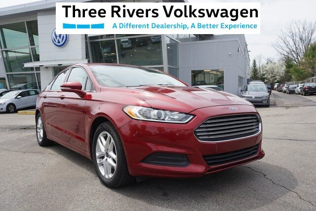 2015 Ford Fusion SE Pittsburgh PA