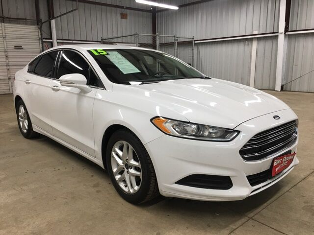 2015 Ford Fusion SE Mercedes TX