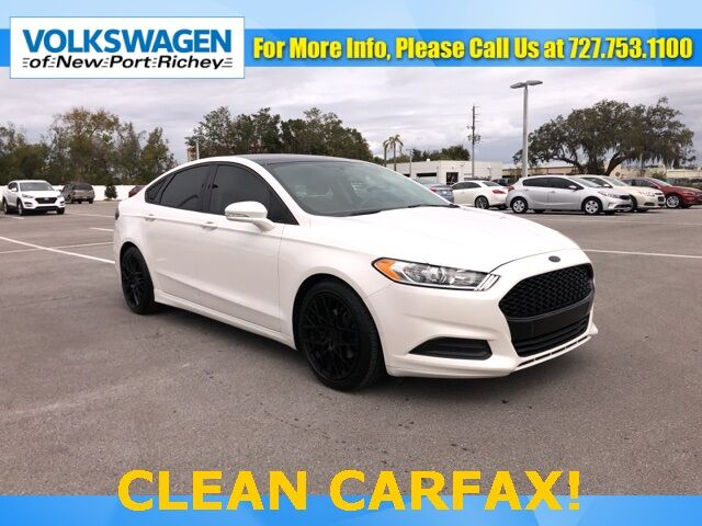 2015 Ford Fusion SE New Port Richey FL
